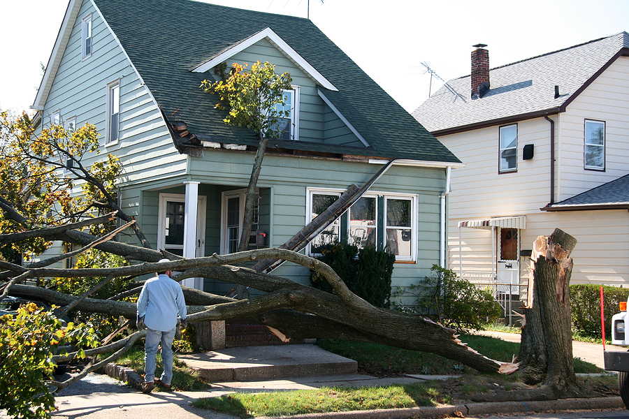 Property Damage Claims for Hurricane Damage